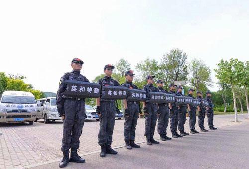 场地护卫主要服务内容